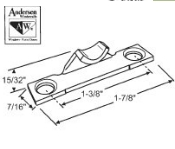 Hung & Sliding Top Mounted Window Keepers 750-1361406